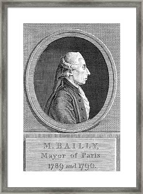 Jean Sylvain Bailly Framed Print