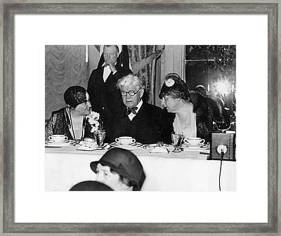 Jefferson Day Luncheon Framed Print
