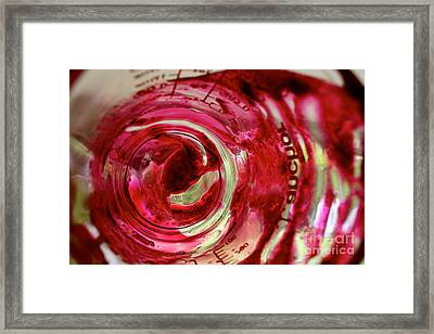 Jelly Framed Print by Mary Joslyn