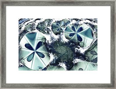Jellyfish Framed Print by Anastasiya Malakhova