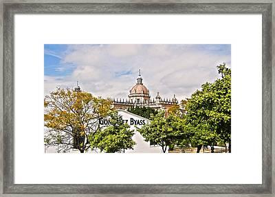 Jerez De La Frontera - Spain Framed Print by Juergen Weiss