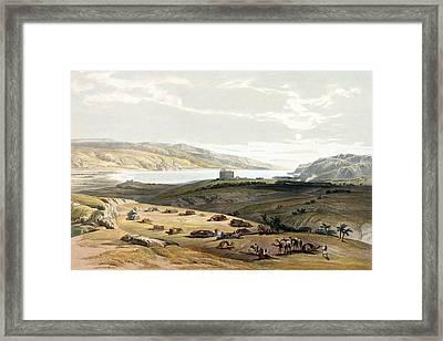 Jericho Framed Print