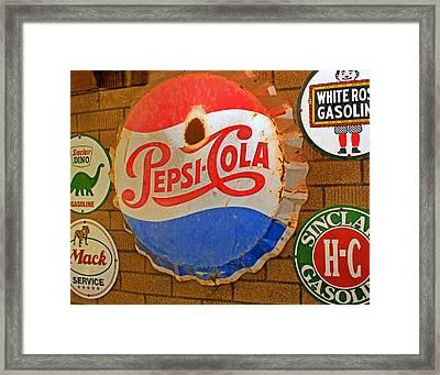 Jerome 0017 Framed Print