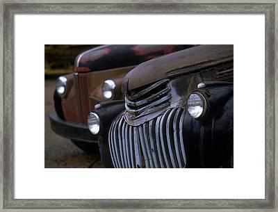 Jerome Arizona Framed Print