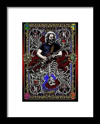 Ornate Framed Prints