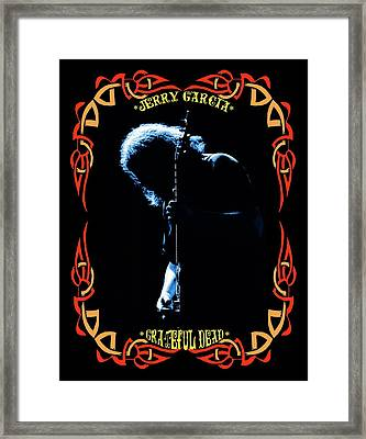 J G Of The G D Framed Print