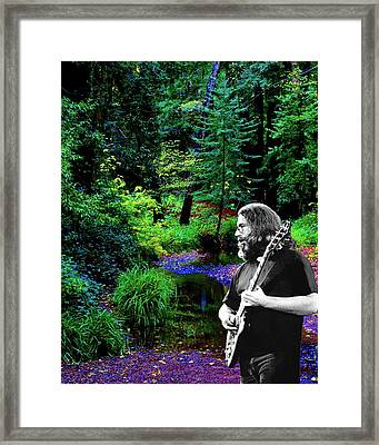 Framed Print featuring the photograph Jerry's Sunshine Daydream 2 by Ben Upham