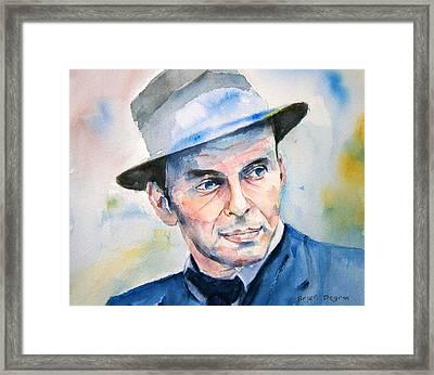 Jersey Guy Framed Print by Brian Degnon