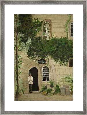 Jerusalem Framed Print by Anavit Lavi