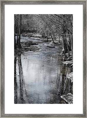Jessamine Creek Framed Print by Diana Boyd
