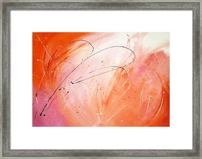 Jesska's World Framed Print