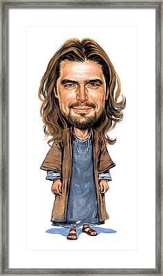 Jesus Framed Print by Art