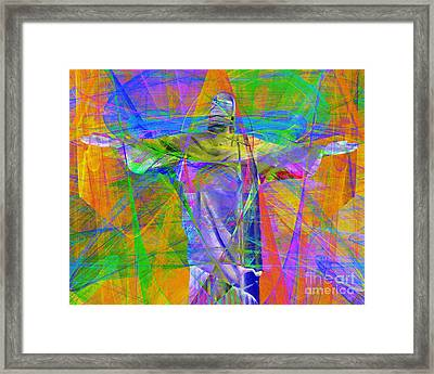 Jesus Christ Superstar 20130617 Horizontal Framed Print by Wingsdomain Art and Photography