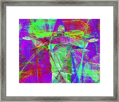 Jesus Christ Superstar 20130617m118 Horizontal Framed Print by Wingsdomain Art and Photography