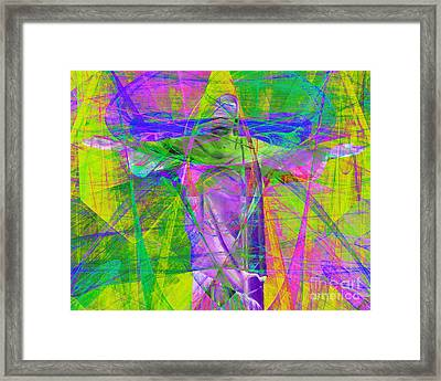 Jesus Christ Superstar 20130617p32 Horizontal Framed Print by Wingsdomain Art and Photography