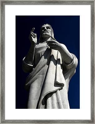 Jesus II Framed Print