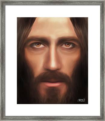 My Jesus Framed Print by Mark Spears