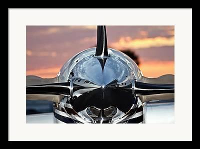 Aeronautical Framed Prints