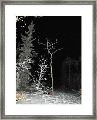 Framed Print featuring the photograph Jete by Brian Boyle