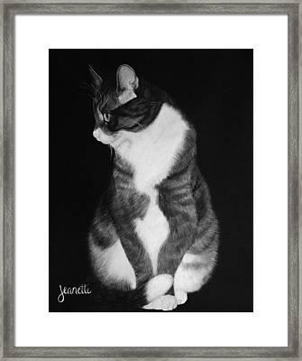 Jetson Framed Print