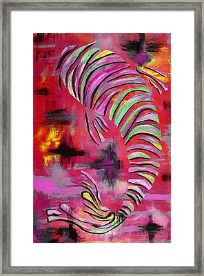 Jewel Of The Orient #2 Framed Print