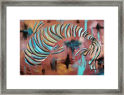 Jewel Of The Orient Framed Print