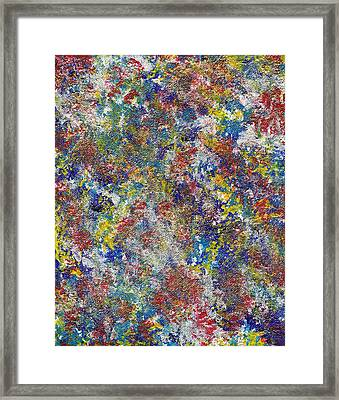 Jewels From Abba Framed Print by Sheila Yackley Prophetic Pieces