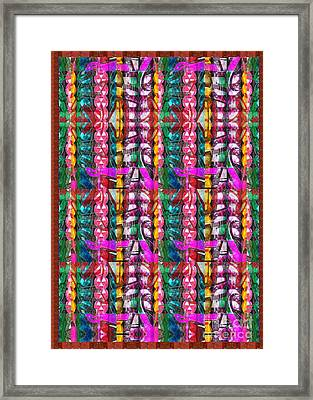 Beads Jewels Strings Fineart By Navinjoshi At Fineartamerica.com Unique Decorations Pod Gifts Source Framed Print by Navin Joshi