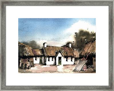 Wexford Jfk Ancestral Homestead Ireland Framed Print