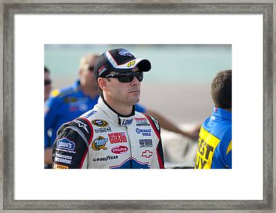 Jimmie Framed Print by Kevin Cable