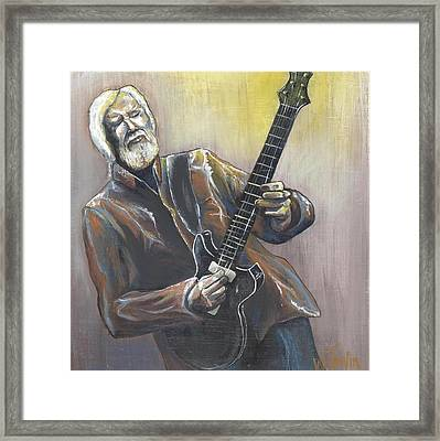 'jimmy Herring' Framed Print