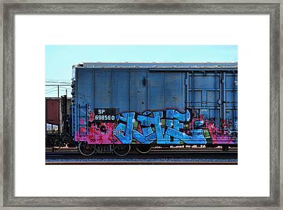 Jive Framed Print