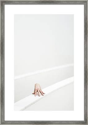 J/l Framed Print
