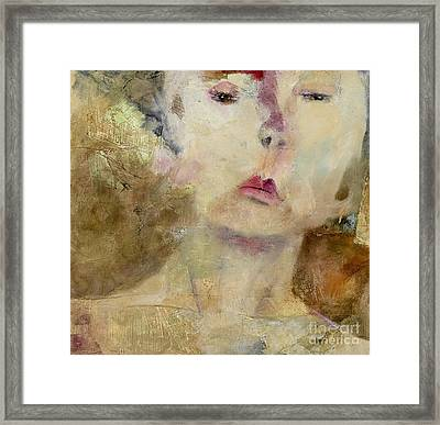 Joan Framed Print by Beth Myers