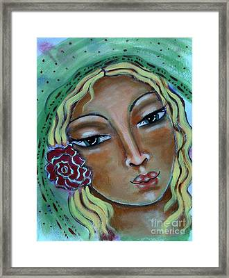 Joanna Framed Print