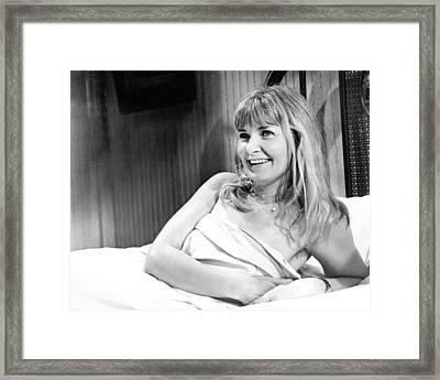 Joanne Woodward In Rachel, Rachel  Framed Print by Silver Screen