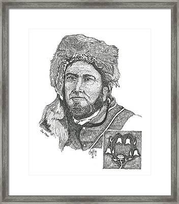 Joe Meek Framed Print