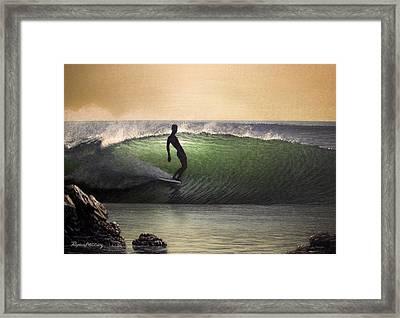 Joel Framed Print