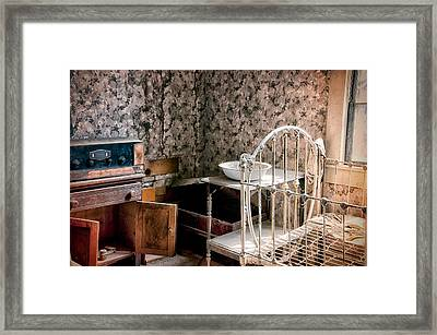 Johl House Framed Print by Cat Connor