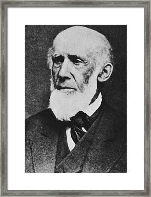 John Bloomfield Jervis (1795-1885) Framed Print