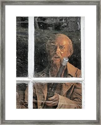 John Brown Harpers Ferry Framed Print by Patricia Januszkiewicz
