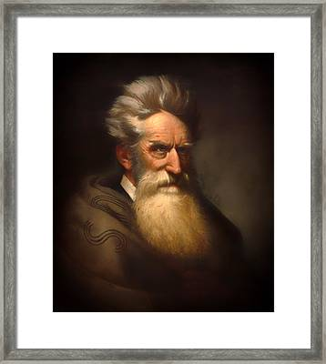 John Brown Framed Print