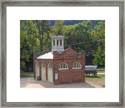 John Browns's Fort 2 Framed Print