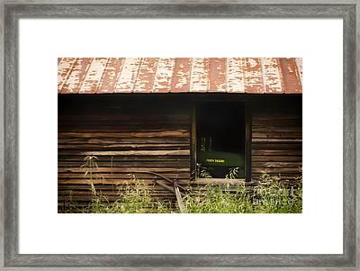 John Deer  Framed Print