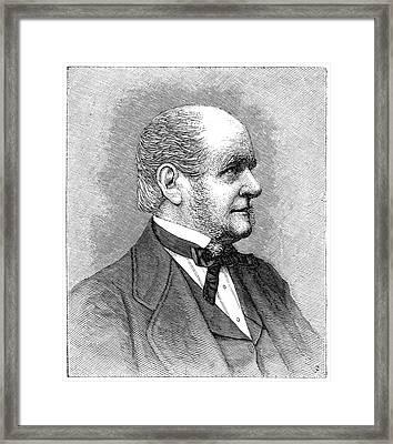 John Ella (1802-1888) Framed Print