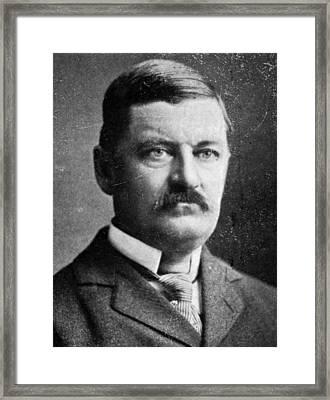 John Elliott Pillsbury (1846-1919) Framed Print