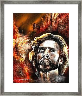 John Framed Print