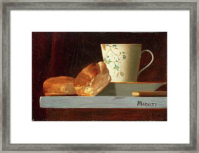 John Frederick Peto, American 1854-1907 Framed Print