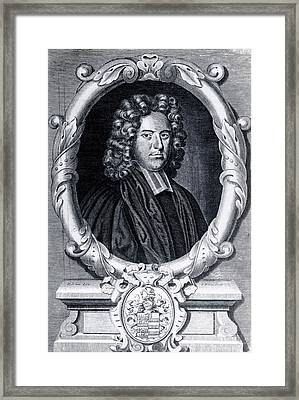 John Harris Framed Print