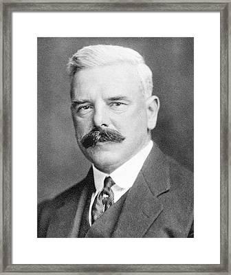 John Highfield Framed Print by Science Photo Library